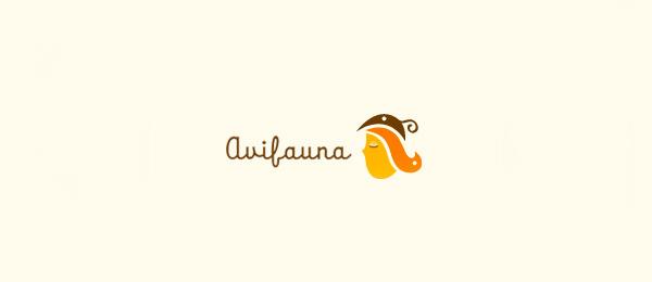 letter a logo auilauna