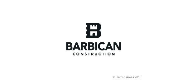 letter b logo barbica
