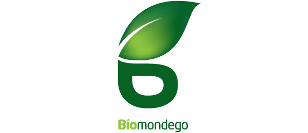 letter b logo biomondego