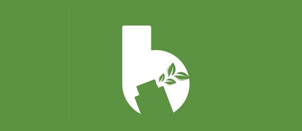 letter b logo bnatural