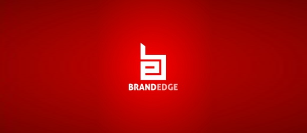 letter b logo brandedge