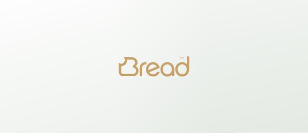 letter b logo bread