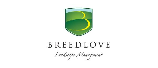 letter b logo breedlove
