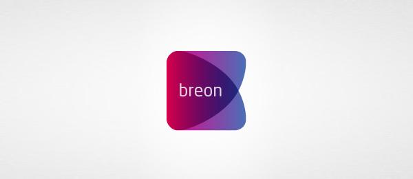 letter b logo breon