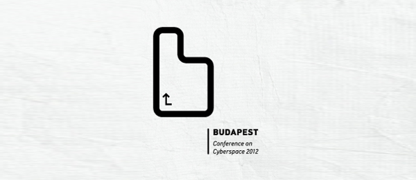 letter b logo budapest