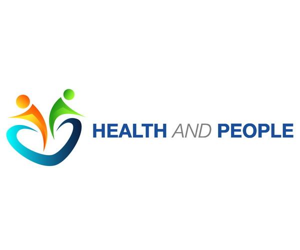 People Health Logo Psd Hative