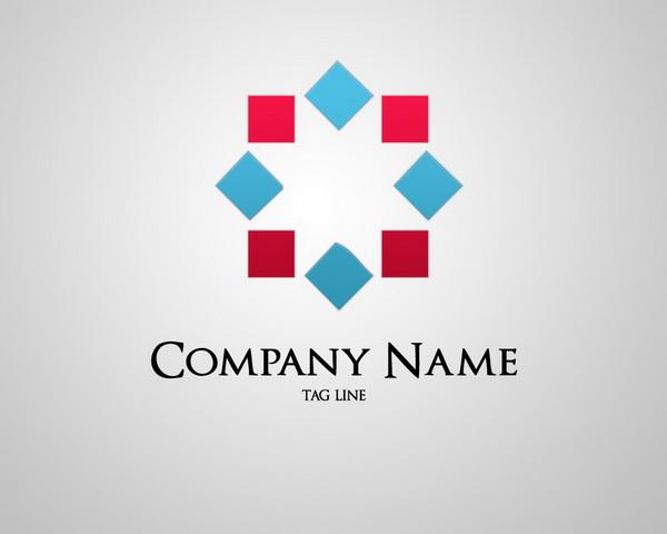 Square Logo Psd Files Hative