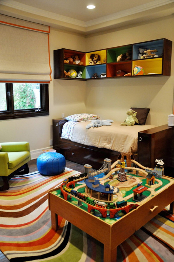 30 cool boys bedroom ideas of design pictures hative - Cool stuff for boys room ...