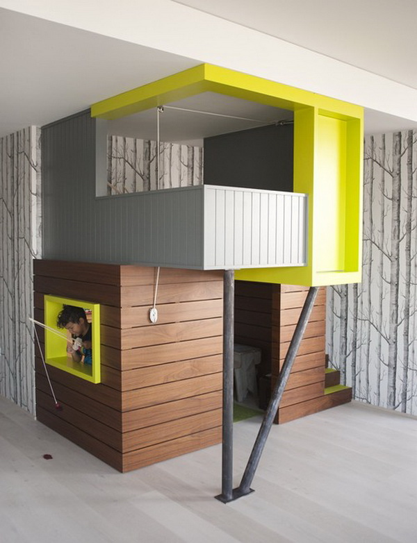 funny kids bedroom design by new york architect incorporated