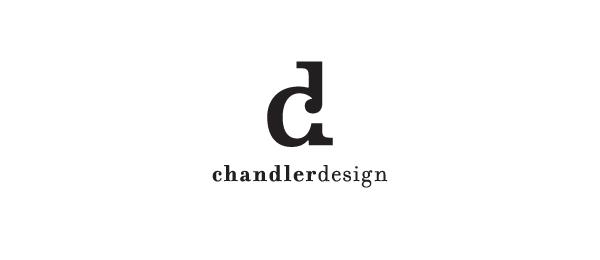 letter d logo design chandler design