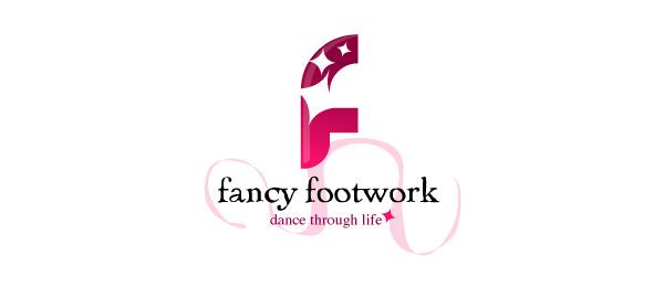 letter f logo design ff logo
