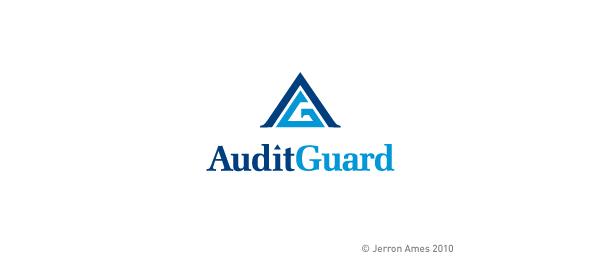 letter g logo design auditg