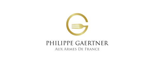 letter g logo design gaertner