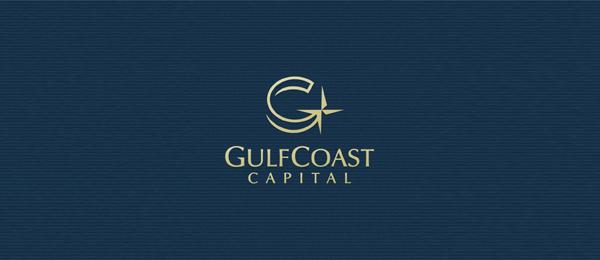 letter g logo design gc logo