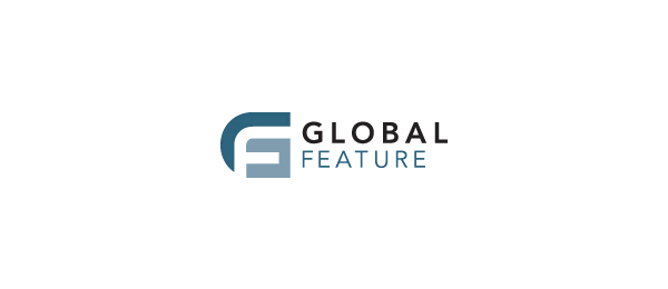 Letter G Logo Design Global Feature