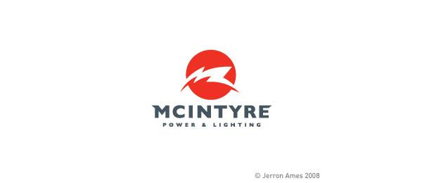 letter m logo design mcintyre