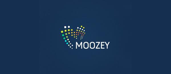 letter m logo design moozey