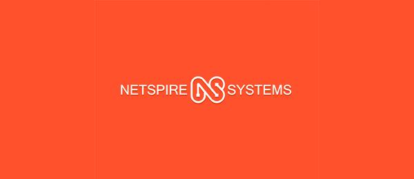 letter s logo design netspire