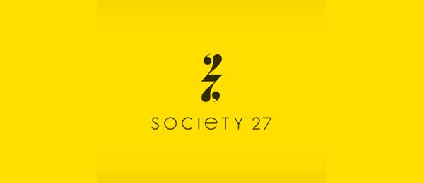 letter s logo design society