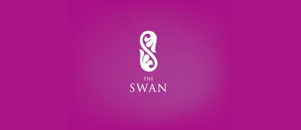 letter s logo design the sawan salon