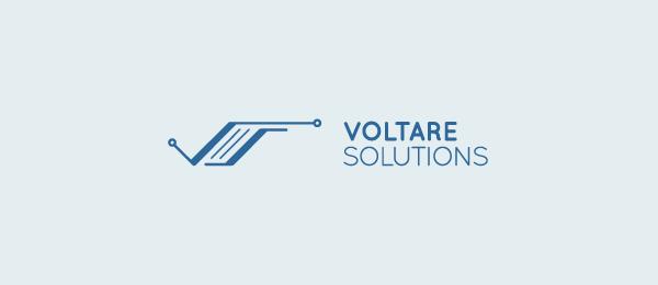 30 Cool Letter V Logo Design Inspiration - Hative