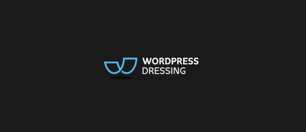 letter-w-logo-design-wordpress-dressing