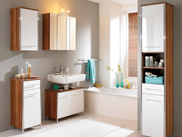 Modern Style Small Bathroom Design