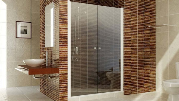 small bathroom design idea 2556