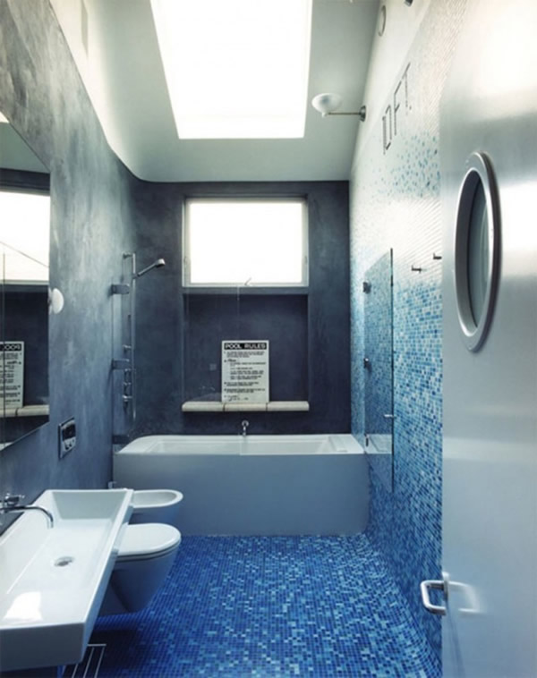 Small Bathroom Designs Ideas Hative - Light blue bathroom decor for small bathroom ideas