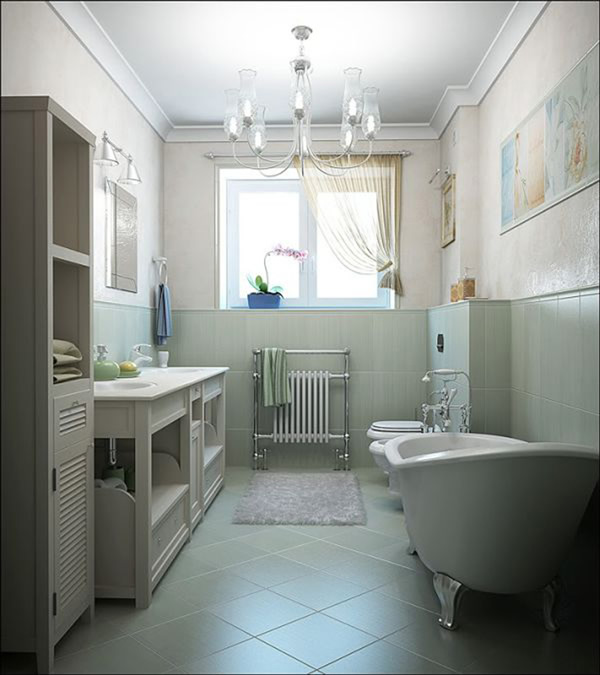 100 Small Bathroom Designs & Ideas