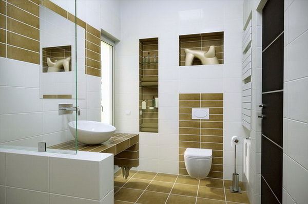 small contemporary bathroom 2507