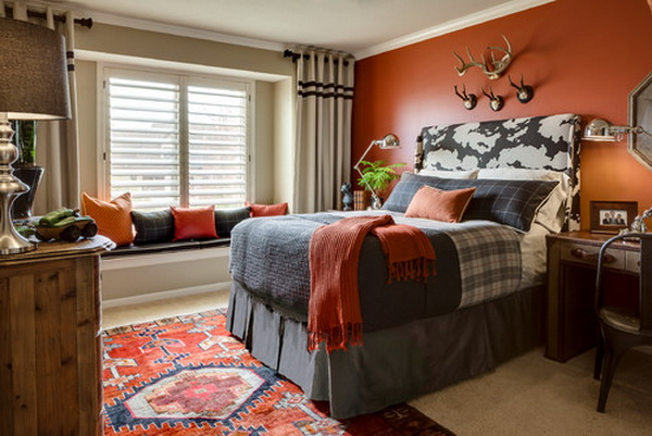 traditional boys bedroom decorating idea by mccroskey interiors