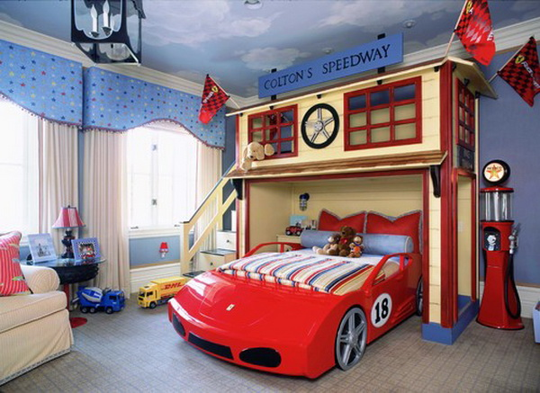 30 Cool Boys Bedroom Ideas Of Design Pictures Hative