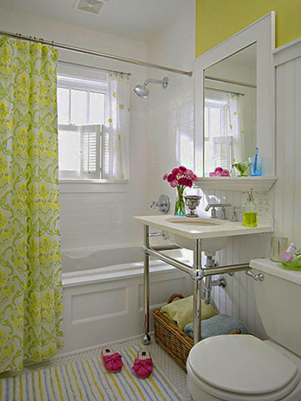 traditional small bathroom decorating - Images Of Small Bathrooms Designs