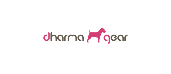 50+ Dog Logo for Inspiration - Hative  Red Dog Logo Brand