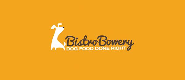 Dog With Food Texas