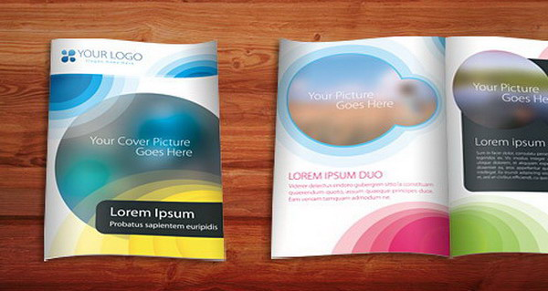 Free Brochure Templates For Download Hative - Brochure template download