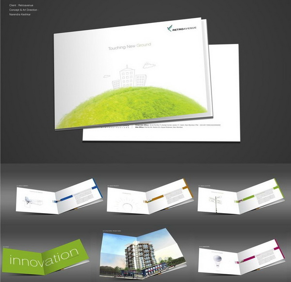 30 Real Estate Brochure Designs For Inspiration Hative