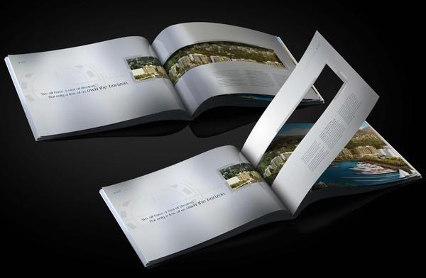 30+ Real Estate Brochure Designs for Inspiration - Hative
