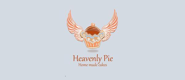 Heavenly Pie Logo Design