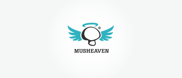 30 great angel logo designs for inspiration hative Angel logo design