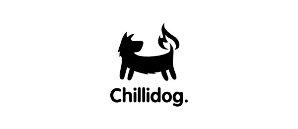 animal logo chili dog