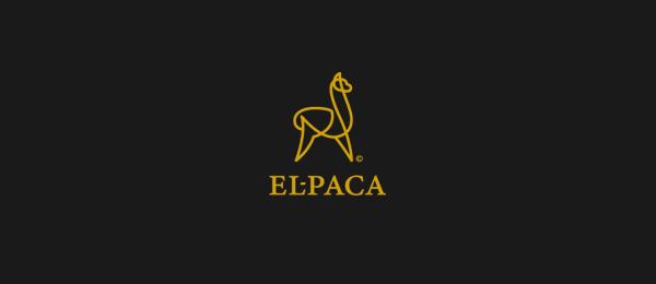animal logo el paca