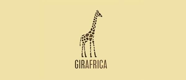 animal logo girafrica