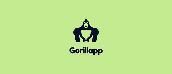 animal logo gorill app