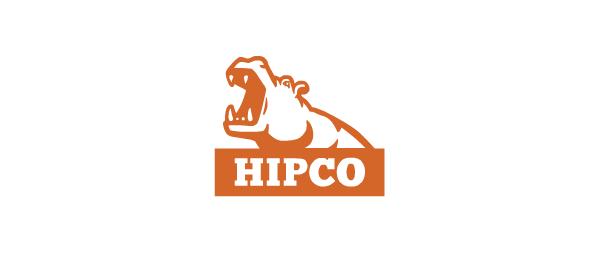 animal logo hipco