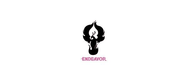 animal logo phoenix endeavor