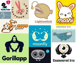 animal logo thumbnail