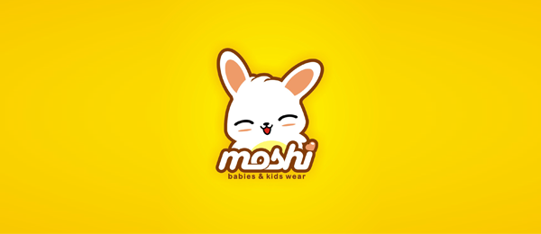 baby wear company logo moshi