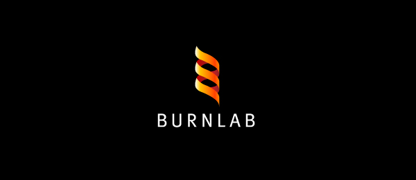 dna logo burn lab